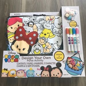 Disney Tsum Tsum Purse